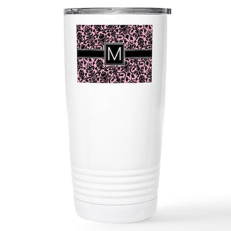 M_bags_monogram_02 Stainless Steel Travel Mug