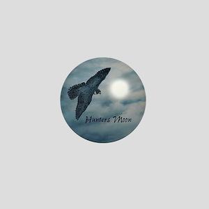 moon-falcon-hunter2 Mini Button