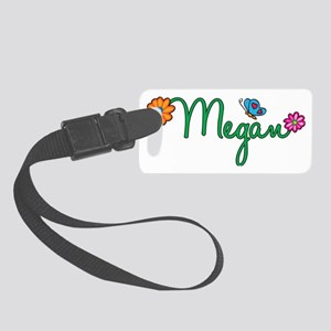 Megan Small Luggage Tag