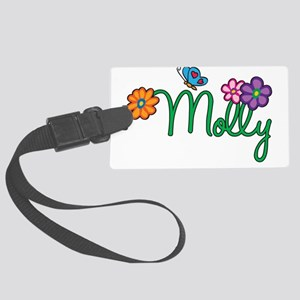 Molly Large Luggage Tag