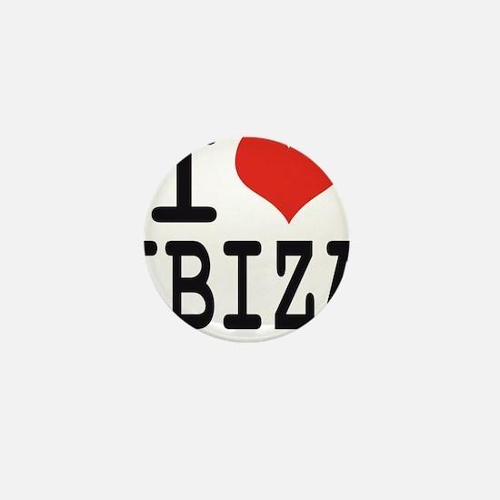 I love Ibiza Mini Button