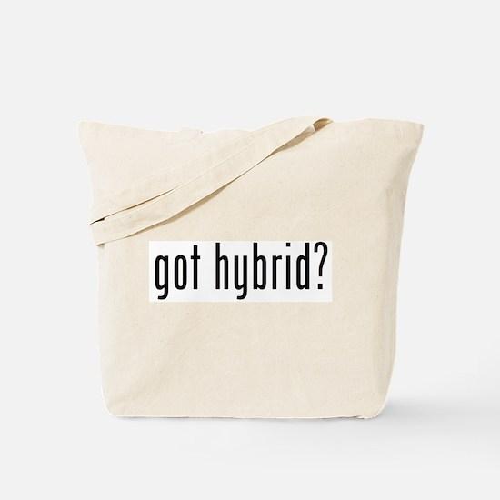 got hybrid? Tote Bag
