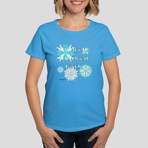 Winter Wonderland Women's Dark T-Shirt