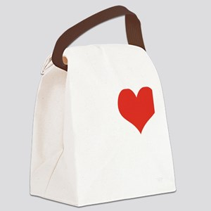 I love Matures Canvas Lunch Bag