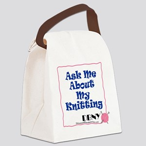 10x8-center-template-ask-me Canvas Lunch Bag