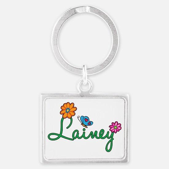 Lainey Landscape Keychain