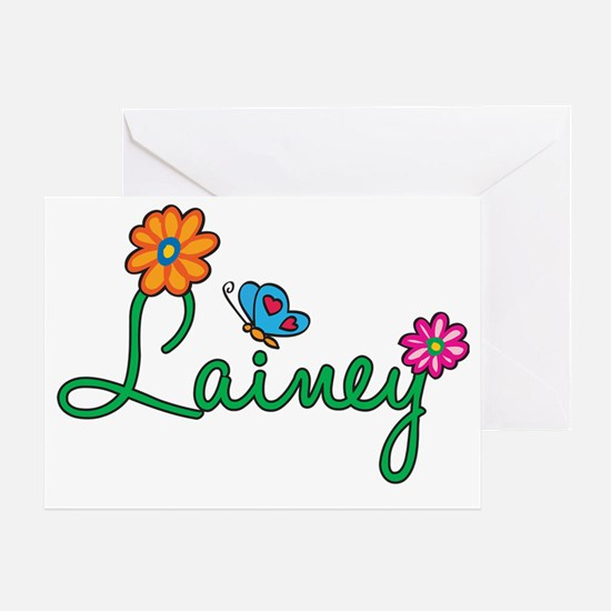 Lainey Greeting Card