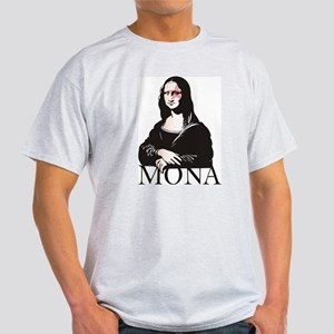 Mona Kiss Fan Light T-Shirt