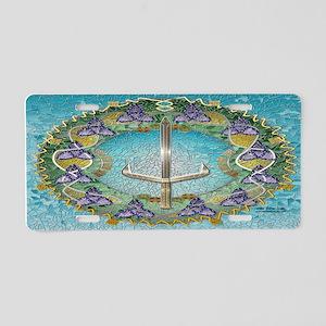 Celtic Sword License Plate