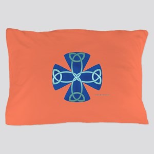 Celtic Cross Pillow Case