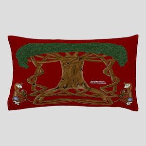 Life Interwoven Pillow Case