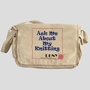 ask-me Messenger Bag