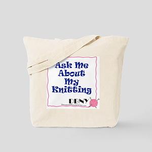 ask-me Tote Bag