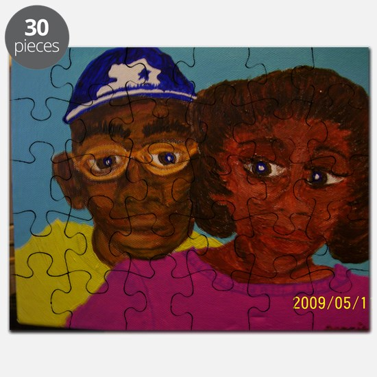 Chelsa and Daryl Puzzle