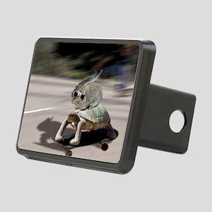 rabbit tortoise mousemat Rectangular Hitch Cover