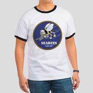 U.S. Navy Seabees Ringer T