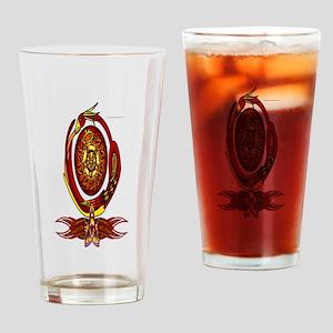 Celtic Phoenix Drinking Glass