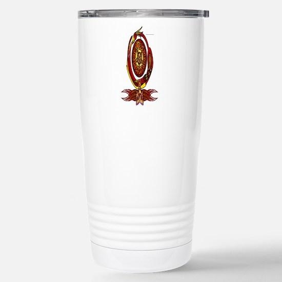 Celtic Phoenix Travel Mug