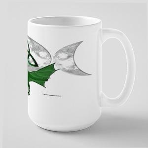 Tri-Moon Dragon Mugs