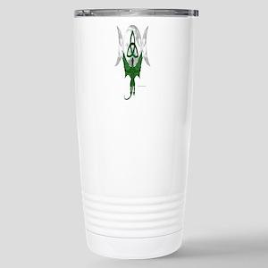 Tri-Moon Dragon Travel Mug