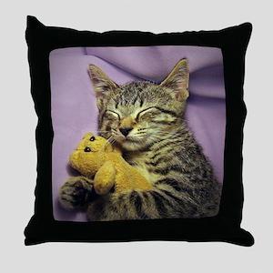 daisySQ Throw Pillow