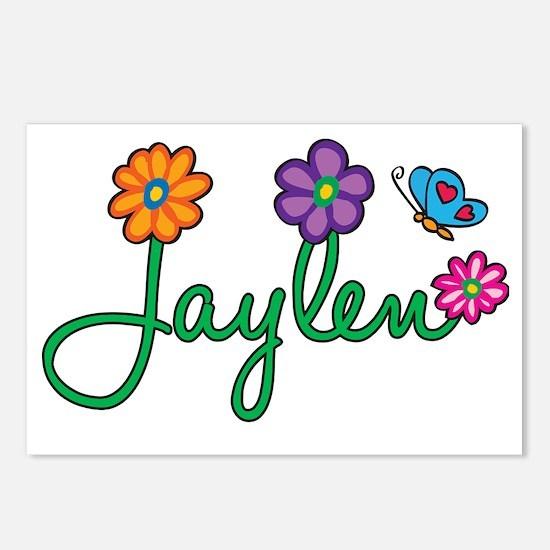 Jaylen Postcards (Package of 8)