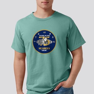 U.S. Navy Seabees 75th A Mens Comfort Colors Shirt