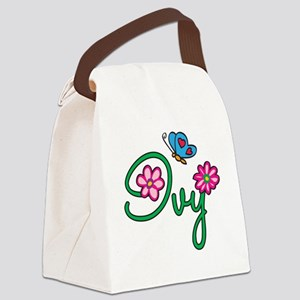 Ivy Canvas Lunch Bag