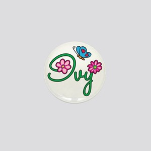 Ivy Mini Button