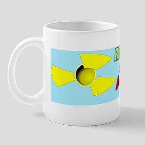 Radioactivity-bg Mug