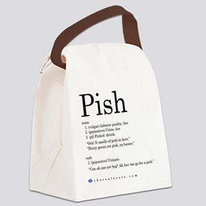 Piosh 200 Canvas Lunch Bag