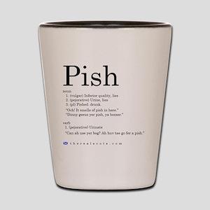 Piosh 200 Shot Glass
