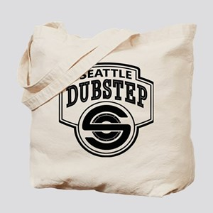 seattle_dubstep_cafepress_black Tote Bag