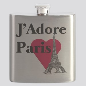 jadoreparisshirt Flask