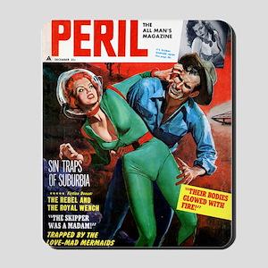 PERIL, Dec. 1961 - 18HIx300 Mousepad