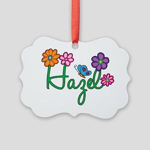 Hazel Picture Ornament