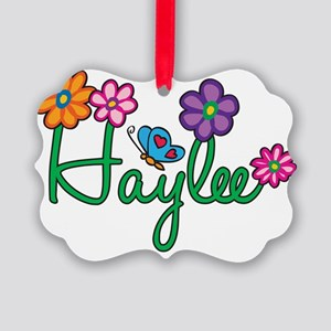Haylee Picture Ornament