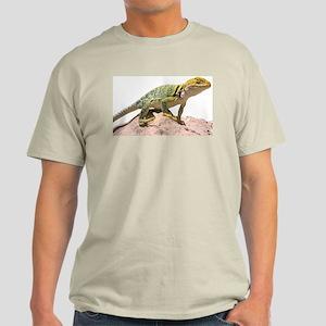 collared lizard Light T-Shirt
