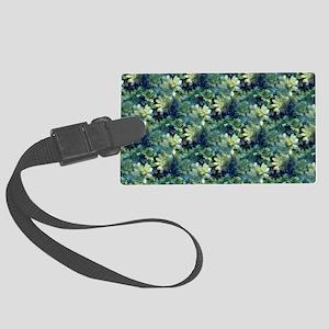 floralartsbag Large Luggage Tag