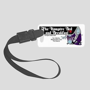 vampires Small Luggage Tag