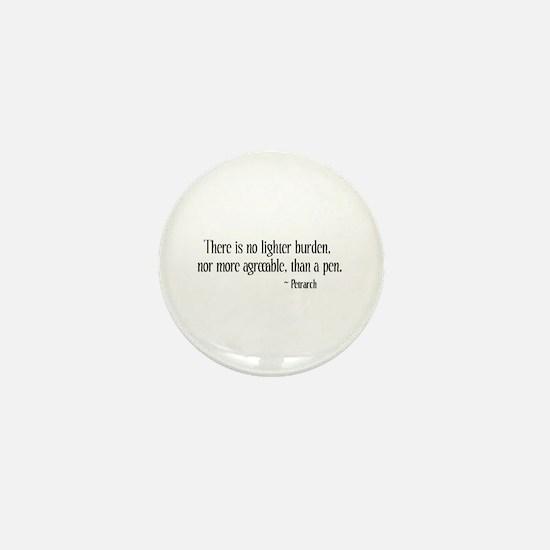 Funny Nanowrimo Mini Button
