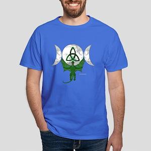 Tri-Moon Dragon T-Shirt