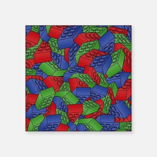 "men_wallet_01 Square Sticker 3"" x 3"""