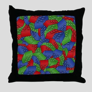 men_wallet_01 Throw Pillow