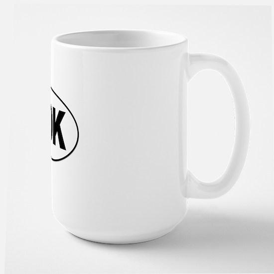 ADKOval2011png Large Mug
