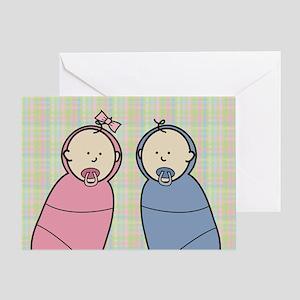 PATTERNS_17 Greeting Card