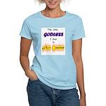 Who you calling Godless? Women's Light T-Shirt