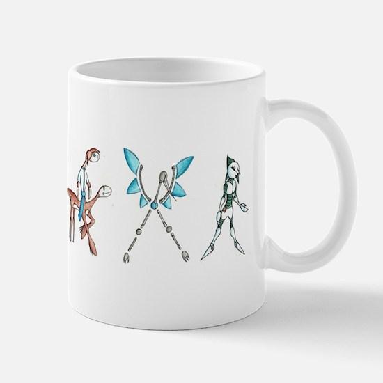Collection 2 Group Shot Mug