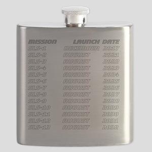 Future SLS Pilot - Back Flask