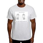 Great-Grandpa of Twins Light T-Shirt